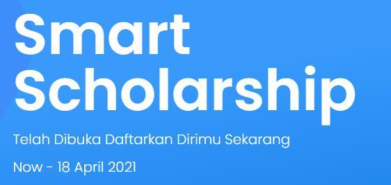 Beasiswa Smart Scholarship