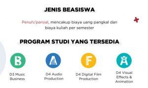 Beasiswa Media Kreatif